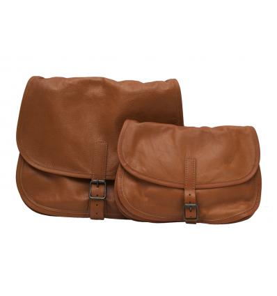 Handväska Kamel