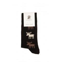 Chaussettes Varma noir